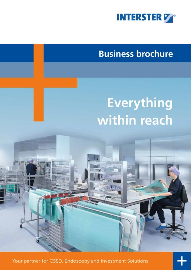 Interster company brochure - Interster International