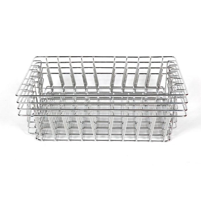Stainless steel wire baskets - Interster International - Export Range